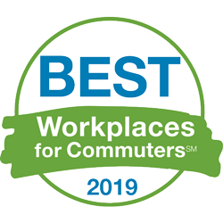Best Workplaces for Commuters 2019